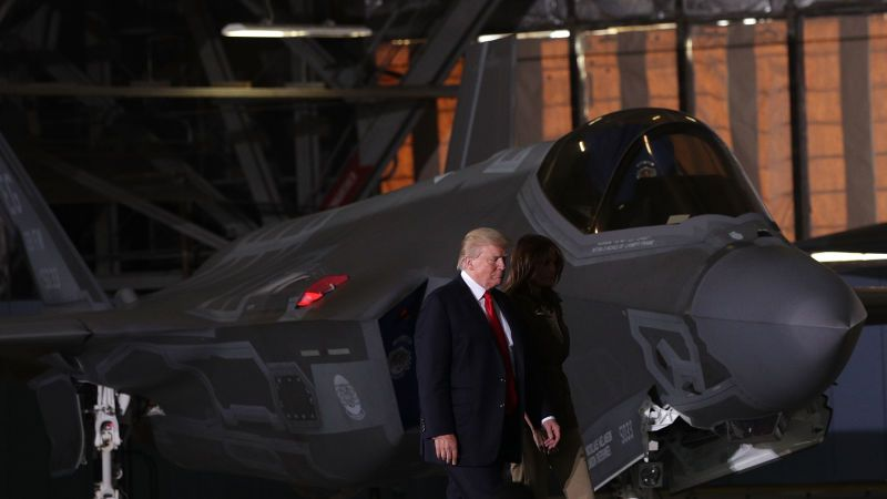 Donald Trump veut vendre un avion qui n'existe que dans Call Of Duty #2